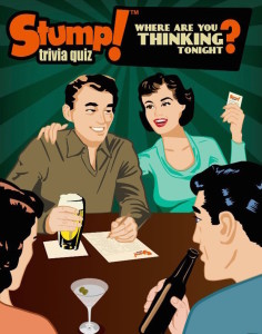 Stump Trivia + Wing Night @ Bella Luna Restaurant & Milky Way Lounge