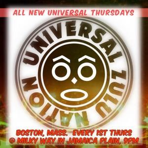 Soulkore Presents: Universal Thursdays @ Bella Luna Restaurant & Milky Way Lounge | Boston | Massachusetts | United States