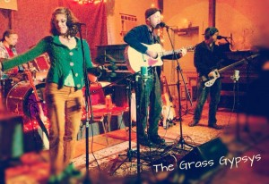 St. Patrick's Day Celebration feat. The Grass Gypsys & All of the Animals @ Bella Luna Restaurant and The Milky Way Lounge