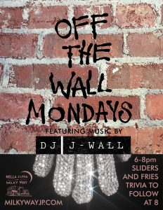 Off The Wall Mondays